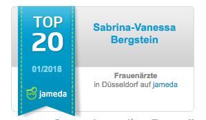 Sabrina Bergstein - Frauenärztin in Düsseldorf auf Jameda